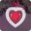 1983 Love - DBHallmark Christmas Ornament