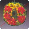 1984 Needlepoint Wreath - SDBHallmark Christmas Ornament