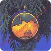 1984 Nativity Hallmark Christmas Ornament