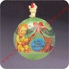 1985 Babys First Christmas Ball Hallmark Christmas Ornament