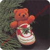1985 Childs Third Christmas Hallmark Christmas Ornament