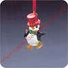 1985 Dapper PenguinHallmark Christmas Ornament