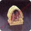 1985 Miniature Creche #1 Hallmark Christmas Ornament