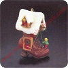 1985 Children in the Shoe Hallmark Christmas Ornament