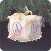 1985 Babys First Christmas - MusicalHallmark Christmas Ornament