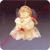 1985 Charming Angel Hallmark Christmas Ornament