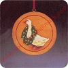 1985 Country Goose - DBHallmark Christmas Ornament