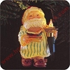1986 Santas Snack - LightedHallmark Christmas Ornament