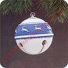 1986 Holiday Jingle Bell - Musical - NB