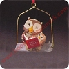 1986 Happy Christmas to Owl - MIB
