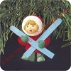 1986 Ski Tripper Hallmark Christmas Ornament