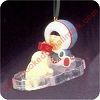 1987 Frosty Friends #8 Hallmark Christmas Ornament