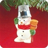 1988 Thimble #11Hallmark Christmas Ornament