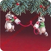 1988 Party LineHallmark Christmas Ornament