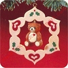 1988 Loving Bear - DBHallmark Christmas Ornament