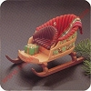 1988 Sleighful Of Dreams, ClubHallmark Christmas Ornament