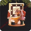 1989 Backstage BearHallmark Christmas Ornament