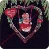 1989 First Christmas Together Hallmark Christmas Ornament