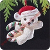 1989 Babys Second Christmas - NBHallmark Christmas Ornament