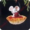 1989 Cherry Jubilee Hallmark Christmas Ornament