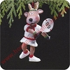 1989 Reindeer Champs #4 - Vixen Playing Tennis