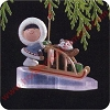 1989 Frosty Friends #10 Hallmark Christmas Ornament