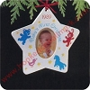 1989 Babys First Christmas Hallmark Christmas Ornament