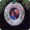 1989 Forty Years Together - SDBHallmark Christmas Ornament