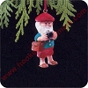 1989 Camera Claus Hallmark Christmas Ornament