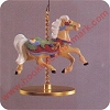 1989 Christmas Carousel, Ginger - MIB