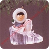 1990 Frosty Friends #11Hallmark Christmas Ornament