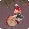 1990 Hark Its Herald #2Hallmark Christmas Ornament