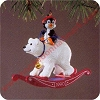 1990 Bearback RiderHallmark Christmas Ornament