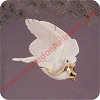 1990 Dove Of Peace, ClubHallmark Christmas Ornament