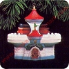 1991 Toyland Tower - Magic Hallmark Christmas Ornament