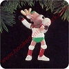1991 Reindeer Champs #6 - Cupid Playing Soccer