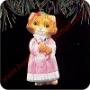 1991 Christmas Kitty #3Hallmark Christmas Ornament