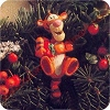 1991 Tigger Hallmark Christmas Ornament