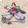 1991 Galloping Into Christmas, ClubHallmark Christmas Ornament
