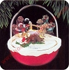 1992 Forest Frolics #4Hallmark Christmas Ornament