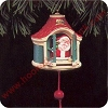 1992 Hello Ho HoHallmark Christmas Ornament
