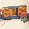 1992 Christmas Sky Line Stock CarHallmark Christmas Ornament