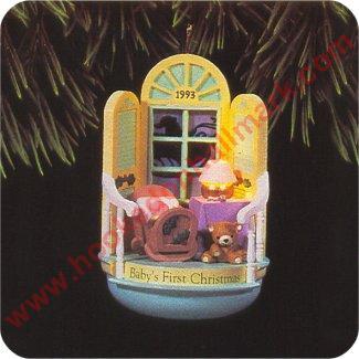 1993 Babys First Christmas Magic