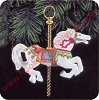 1993 Tobin Fraley Carousel #2Hallmark Christmas Ornament
