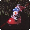1993 Putt Putt PenguinHallmark Christmas Ornament
