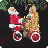 1994 Santas Sing-AlongHallmark Christmas Ornament