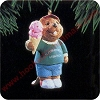 1994 GrandsonHallmark Christmas Ornament