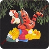 1994 Winnie the Pooh and TiggerHallmark Christmas Ornament