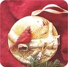 1995 Natures Sketchbook Christmas Cardinal