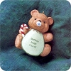 1995 Baby Bear Hallmark Christmas Ornament